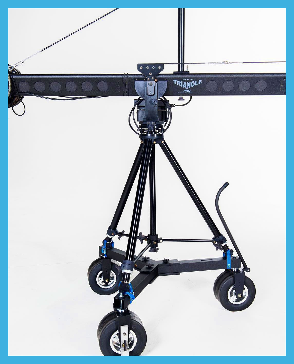 Rental Jimmy jib in Italy | Camera crane Hire